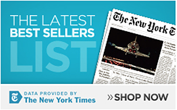 New York Times Best Sellers List Shop Now