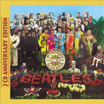 Sgt. Pepper's Lonely Hearts Club Band 50th Anniversary