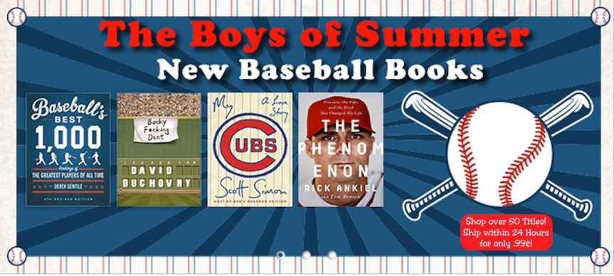 The Boys of Summer: New Baseball Books