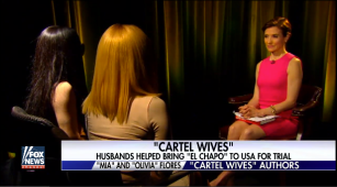 Catherine Herrige interviews Mia and Olivia Flores, Cartel Wives authors