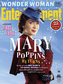 Entertainment Weekly June 13, 2017 cover