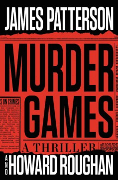 Murder Games by James Patterson / Howard Roughan