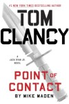 Tom Clancy Point of Contact by Mike Maden book cover