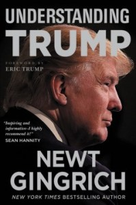Understanding Trump by New Gingrich book cover