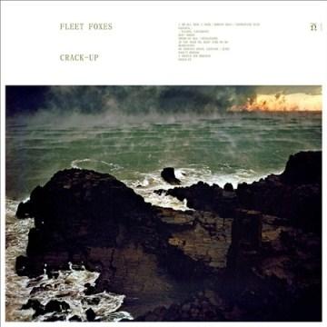 Crack Up by Fleet Foxes vinyl album cover