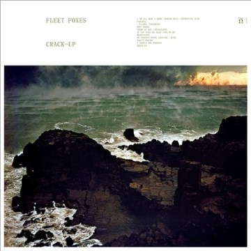 Crack Up by Fleet Foxes vinyl album cover